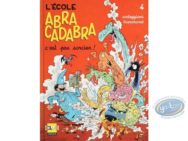 BD cotée, Ecole Abracadabra (L') : L'école Abracadabra, C'est pas Sorcier