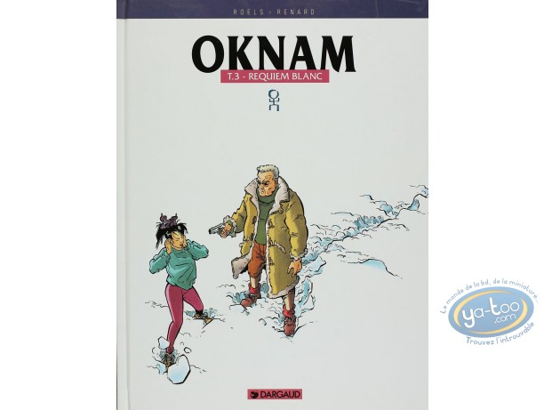 BD occasion, Oknam : Requiem Blanc