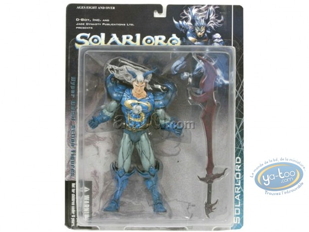 Action Figure, Solar Lord : Solar Lord 1