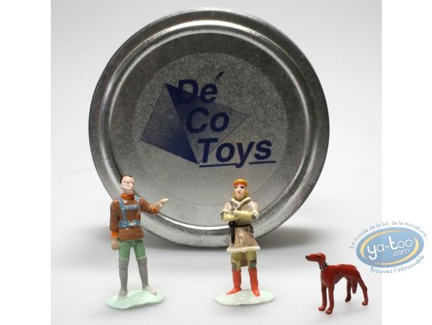 Figurine métal, Neige : Mini Neige