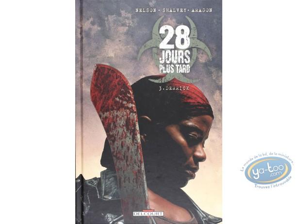 BD neuve, 28 Jours Plus Tard : Derrick