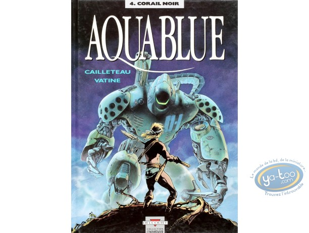 BD cotée, Aquablue : Aquablue, Corail Noir