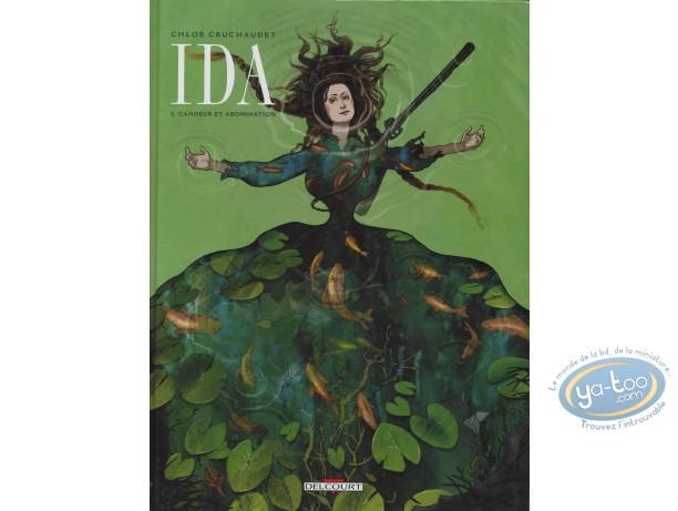 BD occasion, IDA : Candeur et Abomination