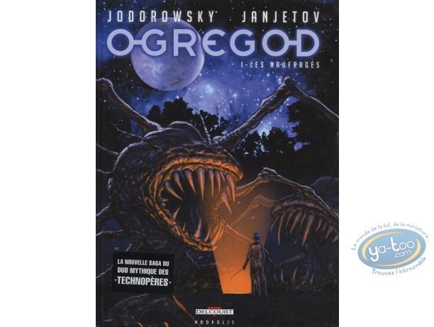 BD occasion, Ogregod : Les naufragés