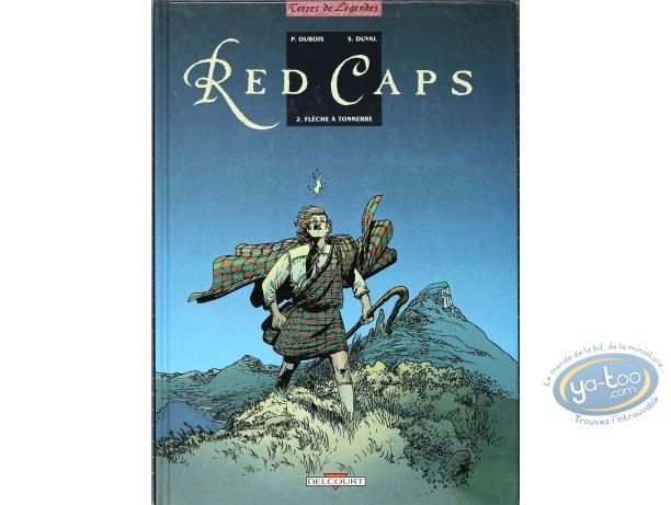 BD cotée, Red Caps : Red Caps, Fleche à Tonnerre