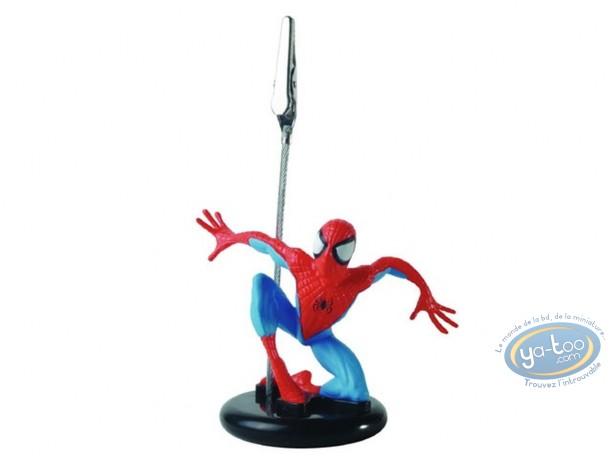 Déco, Spiderman : Memo clip, Spiderman