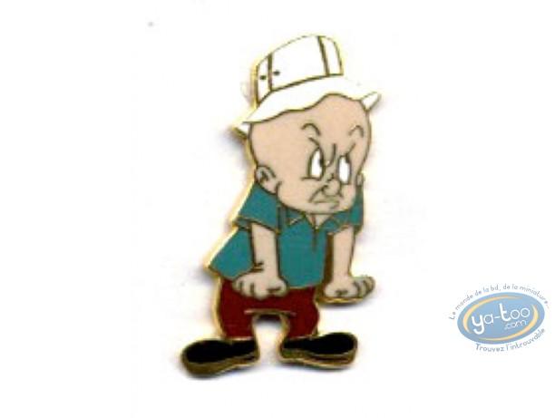 Pin's, Looney Tunes (Les) : Elmer râle