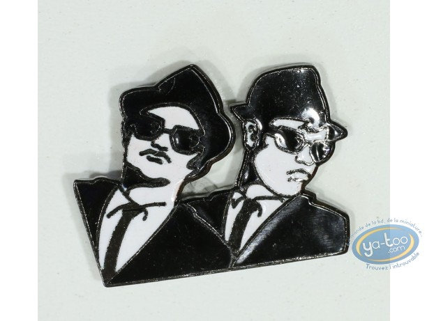 Pin's, Blues Brother - (Petit modèle)