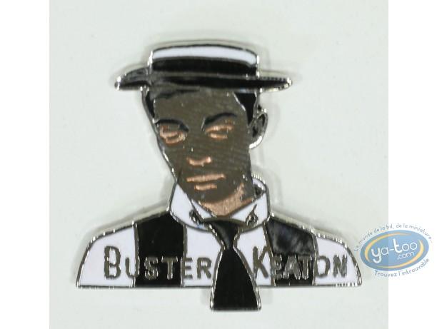 Pin's, Acteur Buster Keaton