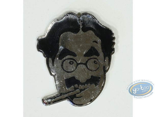 Pin's, Groucho Marx