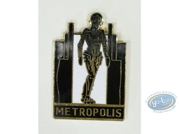 Pin's, Métropolis