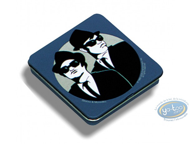 Boite, Blues Brothers : Blues Brother (bleue)