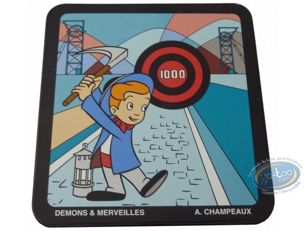 Boite, Petit Mineur (Le) : Boite métal, Le Petit Mineur