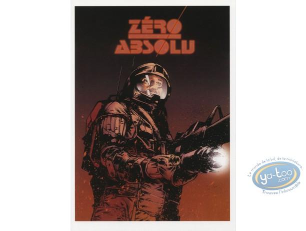Affiche Offset, Zéro Absolu : Bec, Zéro Absolu