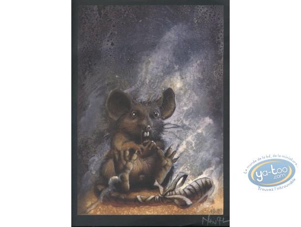 Ex-libris Offset, Graine de Folie (La) : Souris