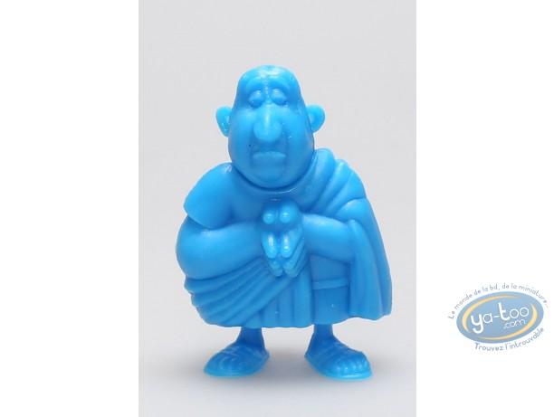 Figurine plastique, Astérix : Mini Tifus (bleu)