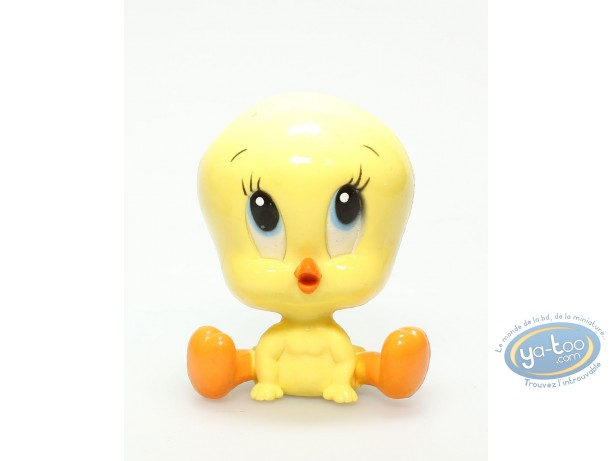 Figurine plastique, Titi : Titi