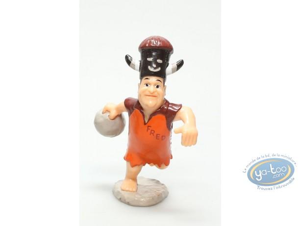 Figurine plastique, Pierrafeu (Les) : Fred Bowling