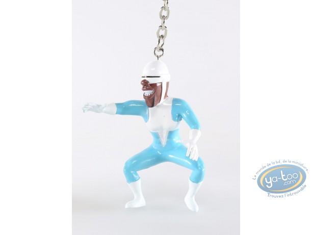 Porte-clé PVC, Indestructibles (Les) : Frozone