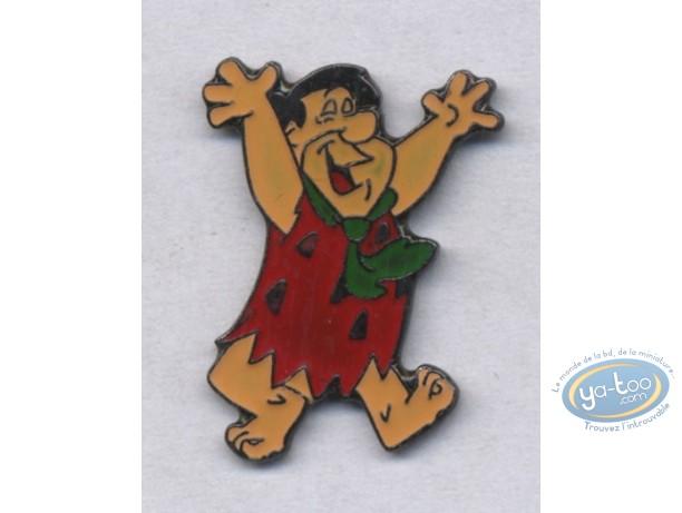 Pin's, Pierrafeu (Les) : Fred