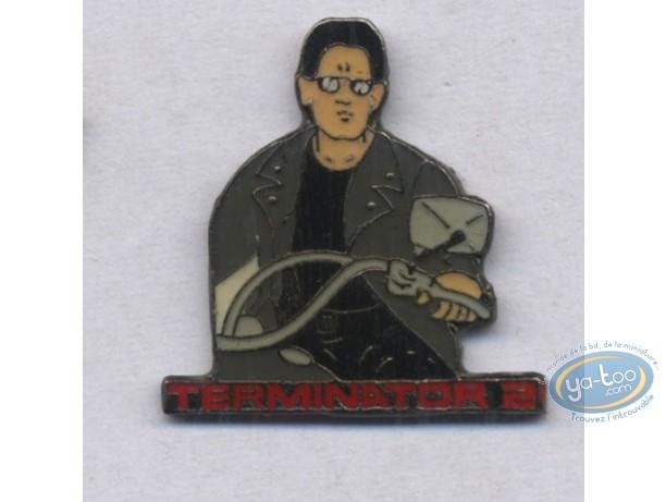 Pin's, Terminator : Terminator