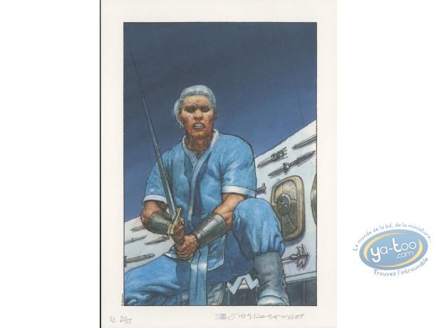Ex-libris Offset, Castaka : Castaka