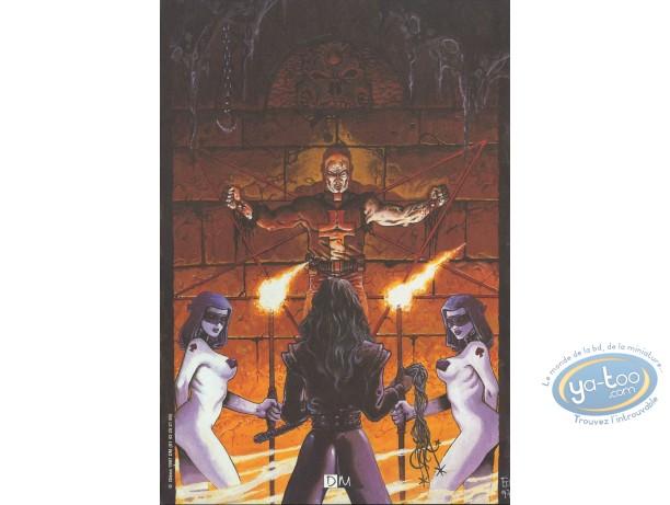 Ex-libris Offset, 666 : Crucifiction