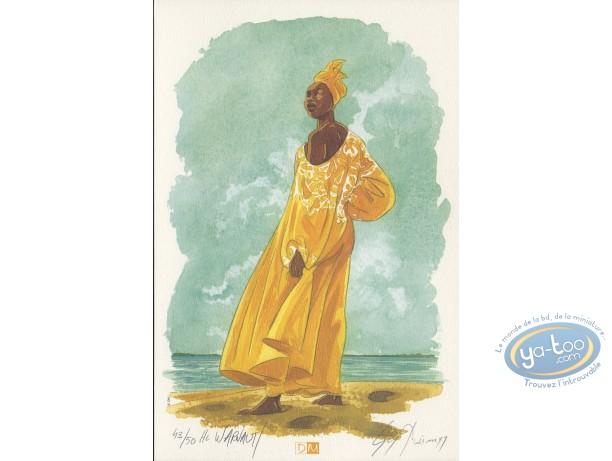Ex-libris Offset, Suites Vénitiennes (Les) : Africaine