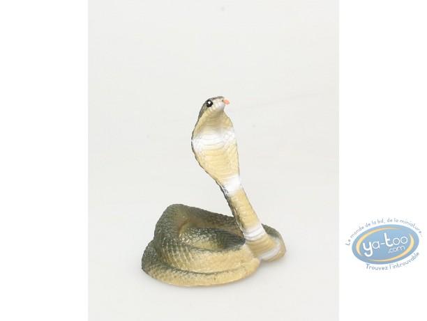 Figurine plastique, Animaux : Serpent