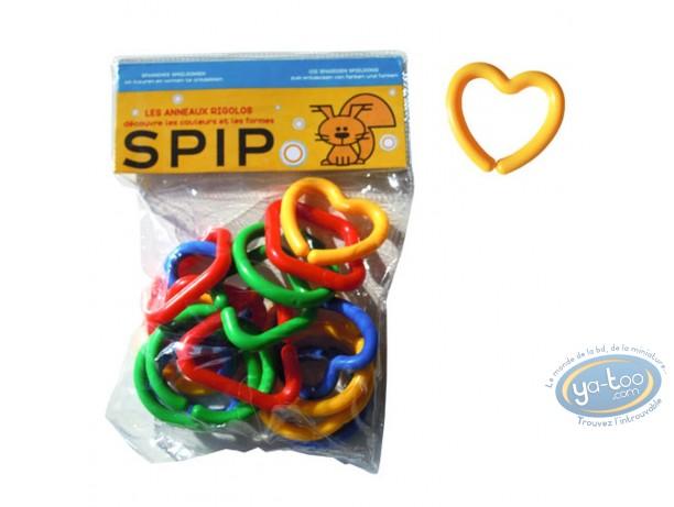 Jouet, Spip : Les anneaux rigolos Spip