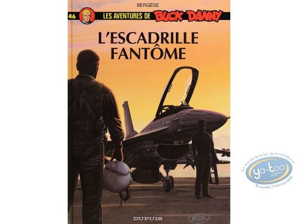 BD cotée, Buck Danny : Buck Danny, L'Escadrille Fantôme