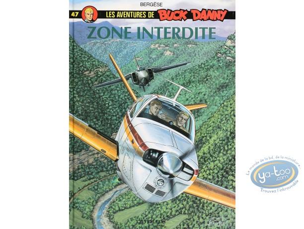 BD cotée, Buck Danny : Buck Danny, Zone Interdite