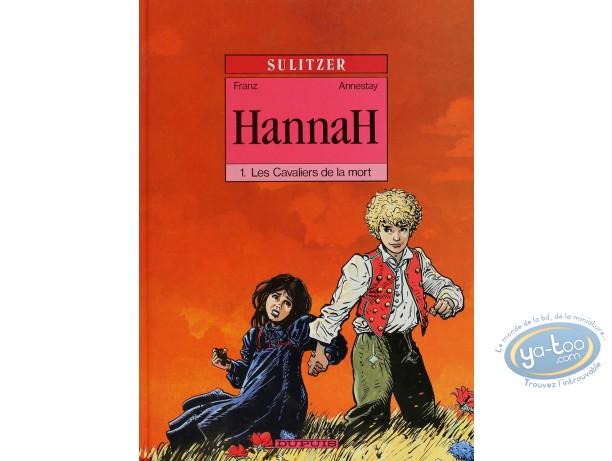 BD occasion, Hannah : Les cavaliers de la mort