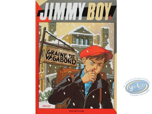 BD occasion, Jimmy Boy : Graine de vagabond