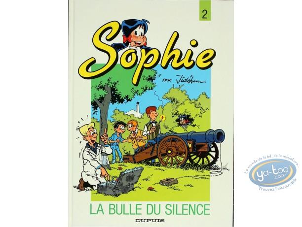 BD prix réduit, Sophie : Sophie, la bulle du silence