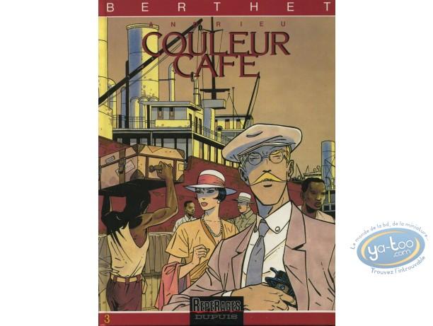 BD occasion, Couleur café : Couleur Café