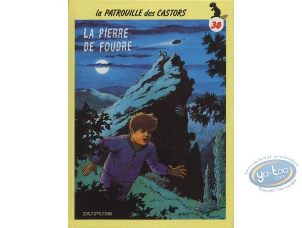 BD prix réduit, Patrouille des Castors (La) : La pierre de foudre