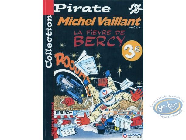 BD neuve, Michel Vaillant : Michel Vaillant
