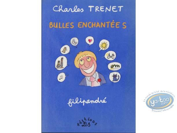 BD occasion, Charles Trenet : Bulles enchantées