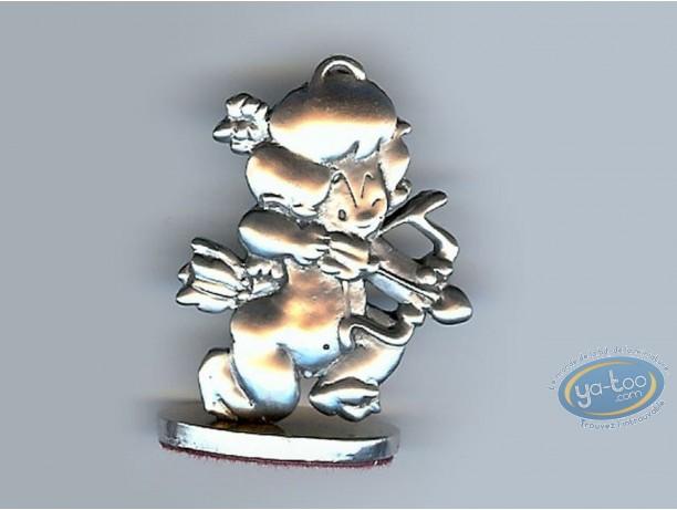 Figurine métal, Cupidon : Malik, Cupidon arc