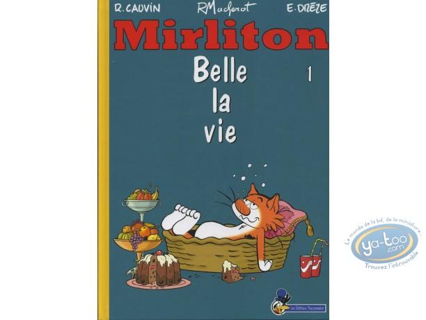 BD prix réduit, Mirliton : Belle la vie