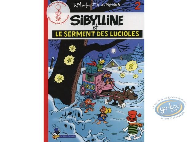 BD prix réduit, Sibylline : Sibylline et le serment des lucioles