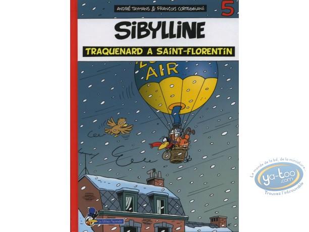 BD prix réduit, Sibylline : Traquenard à Saint-Florentin