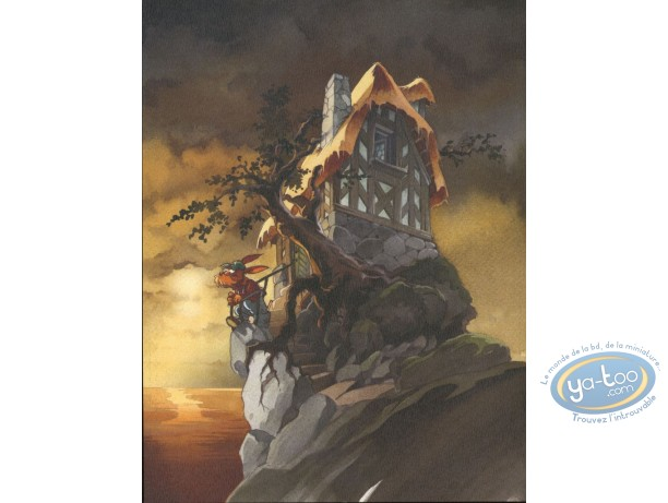 Ex-libris Offset, Pitchi Poi : Lapin