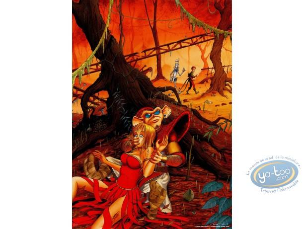 Affiche Offset, Nef des Fous (La) : La nef des fous