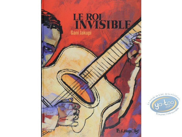 BD occasion, Roi Invisible (le) : Le Roi invisible