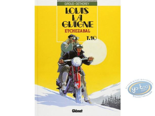 BD cotée, Louis la Guigne : Louis la Guigne, Etchezabal