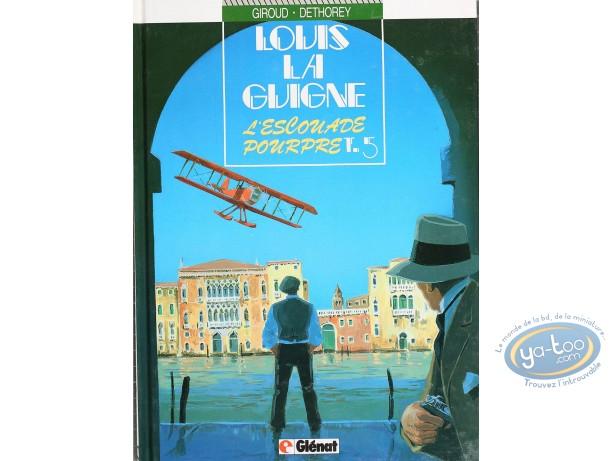 BD cotée, Louis la Guigne : Louis la Guigne, L'escouade Pourpre