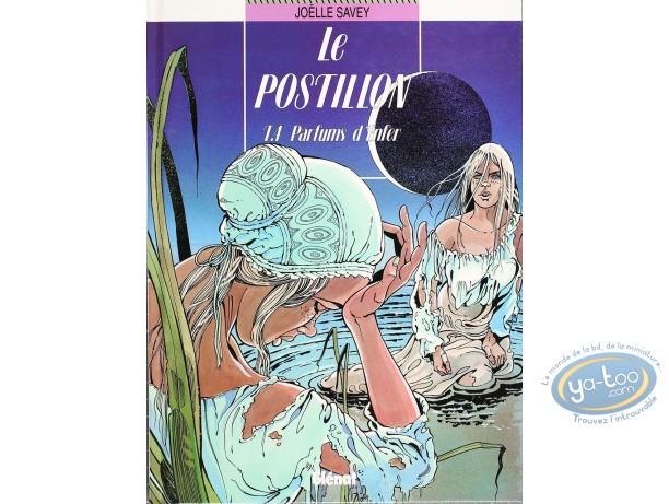 BD cotée, Postillon (Le) : Le Postillon, Parfums d'Enfer