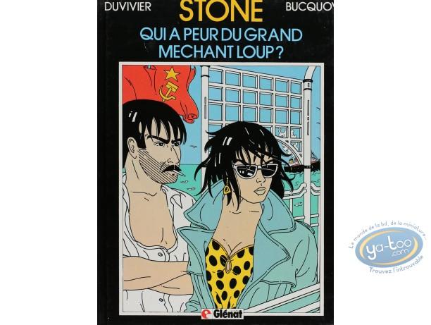 BD cotée, Stone : Stone, Qui a peur du grand méchant Loup ?